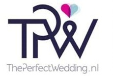 the perfect wedding logo